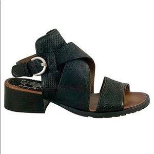 New Miz Mooz Fiji Black Leather